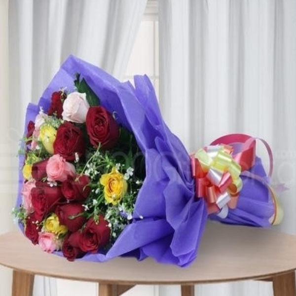 25 Colorful Roses