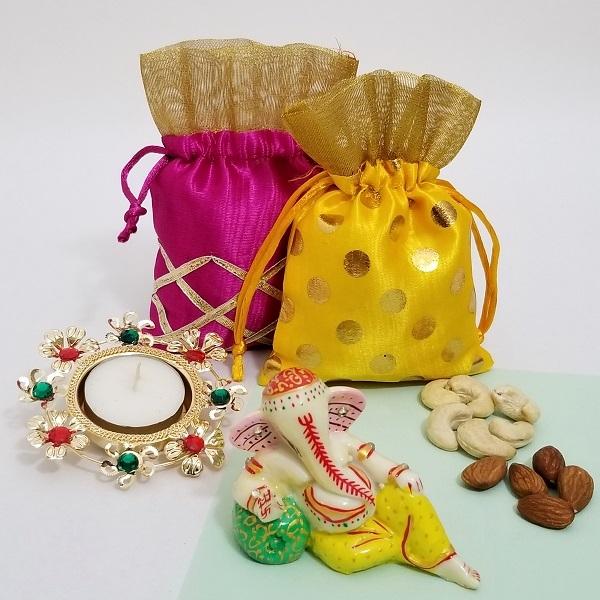 Araam Ganesha & Diwali Gift