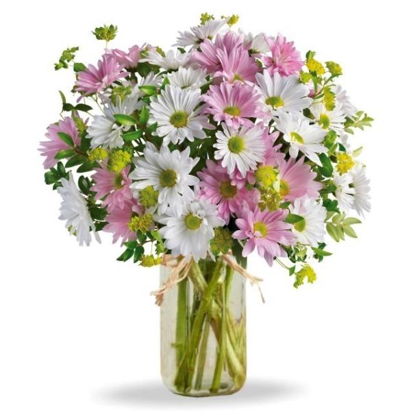 Sweet Blossom in Mason Jar