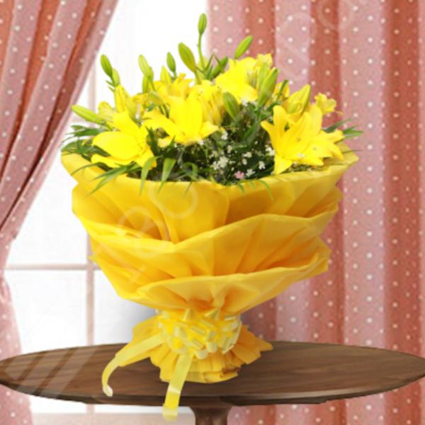 Cheerful Bouquet