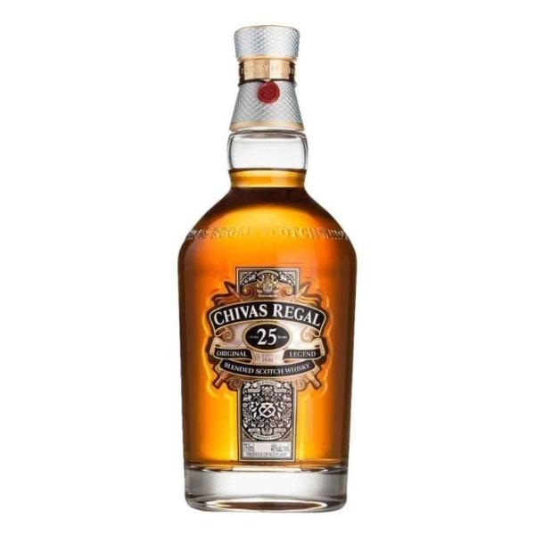Chivas Regal 25 Year Scotch Whisky