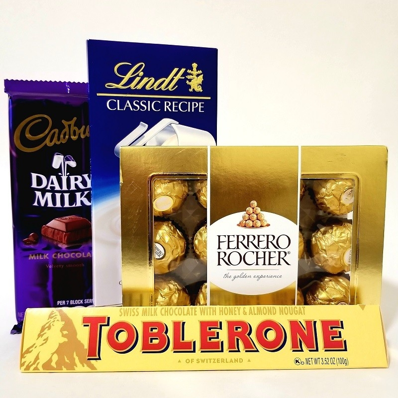 Chocolates Collection