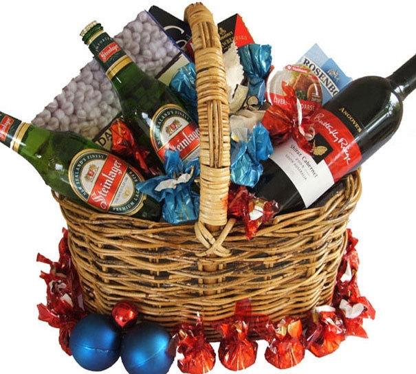 Christmas Giving - Christmas Hamper