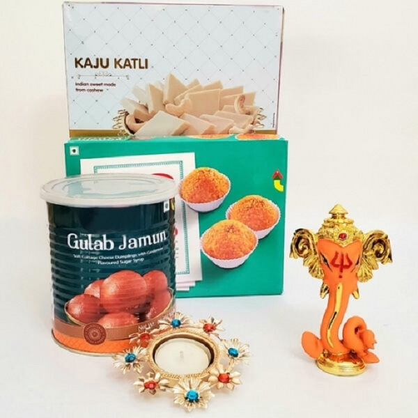 Long Ganesha Diwali Combo