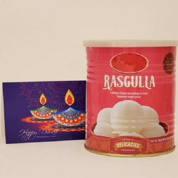 Rasgulla Diwali