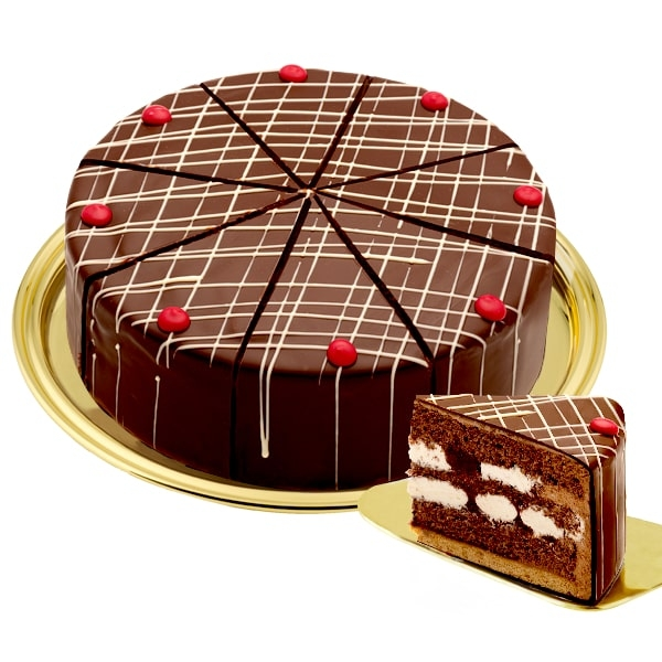 Blackforest Cherry Cake