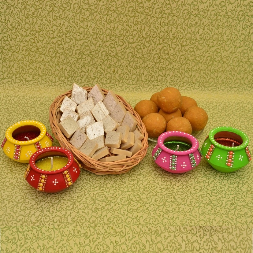 Diwali with Sweets