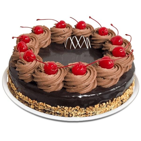 Double Chocolate Cheesecake