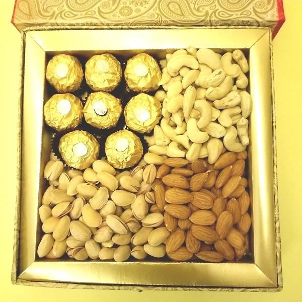 Dry Fruits & Ferrero