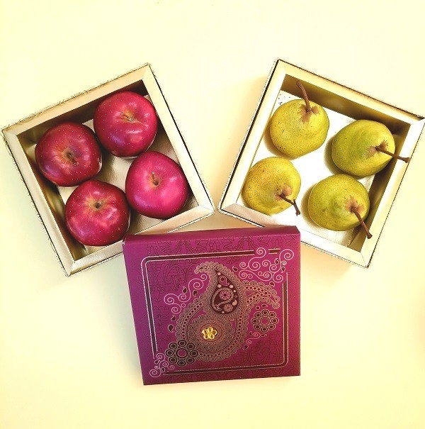 Dual Fruit Boxes