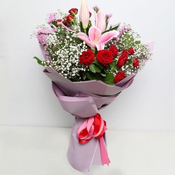 Enchanting Flower Bouquet