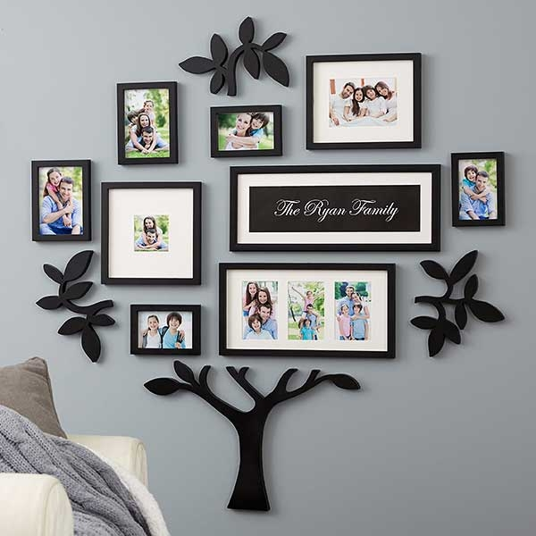 Family Personalized Tree Set