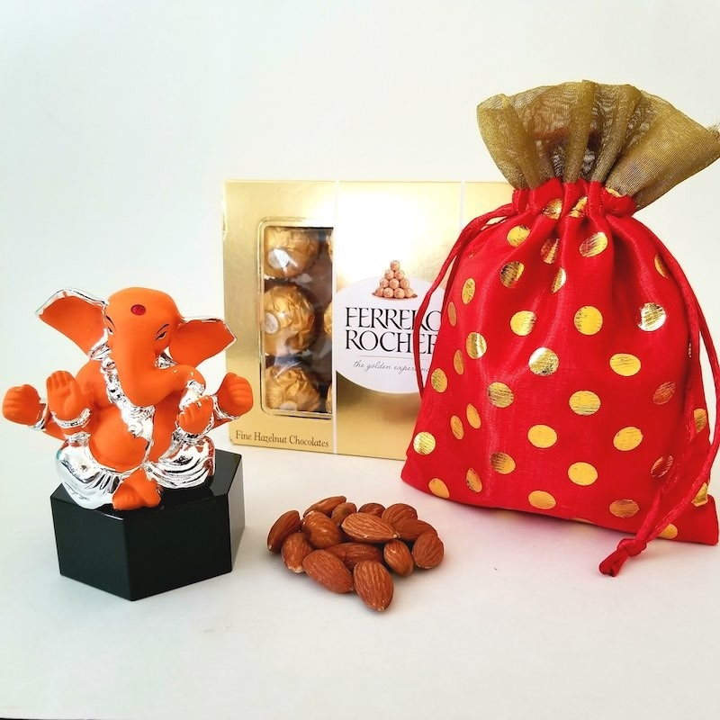 Ganpati & Ferrero Pack