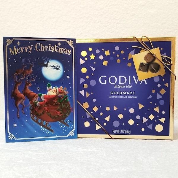 GODIVA Christmas Gift