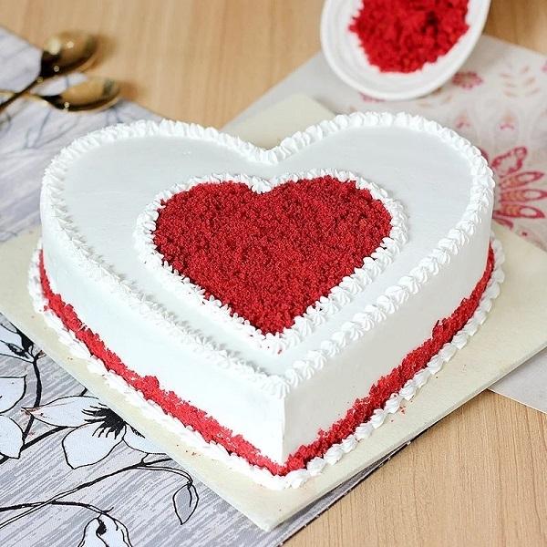 Gratifying Red Velvet Cake