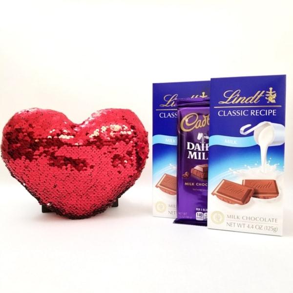 Heart & Chocos
