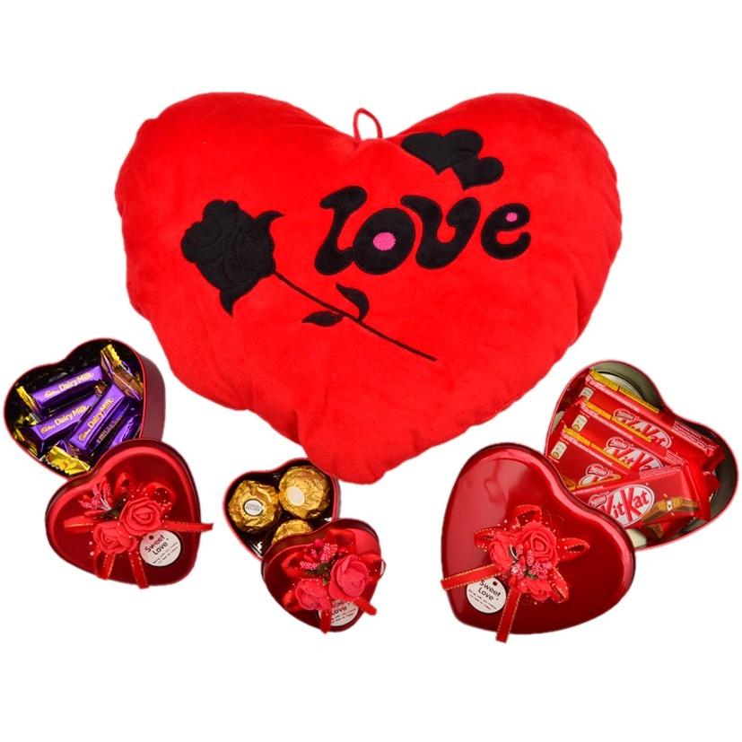 Hearts & Chocos