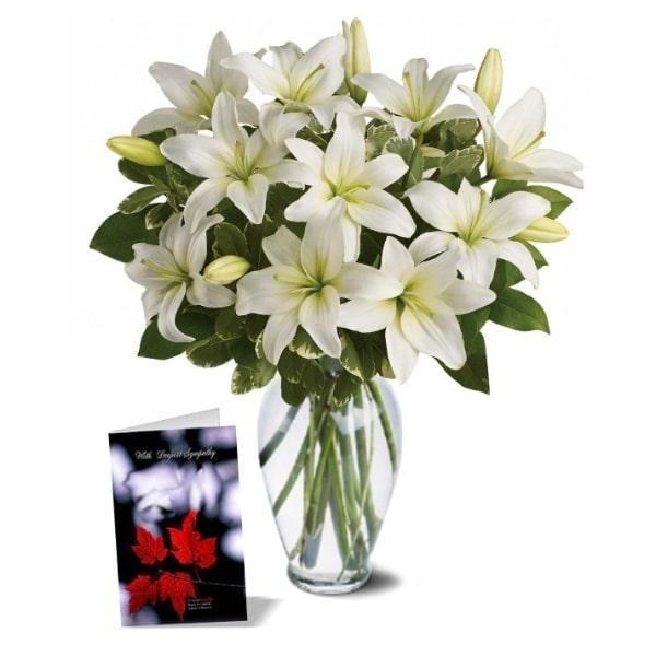 Heavenly Lilies