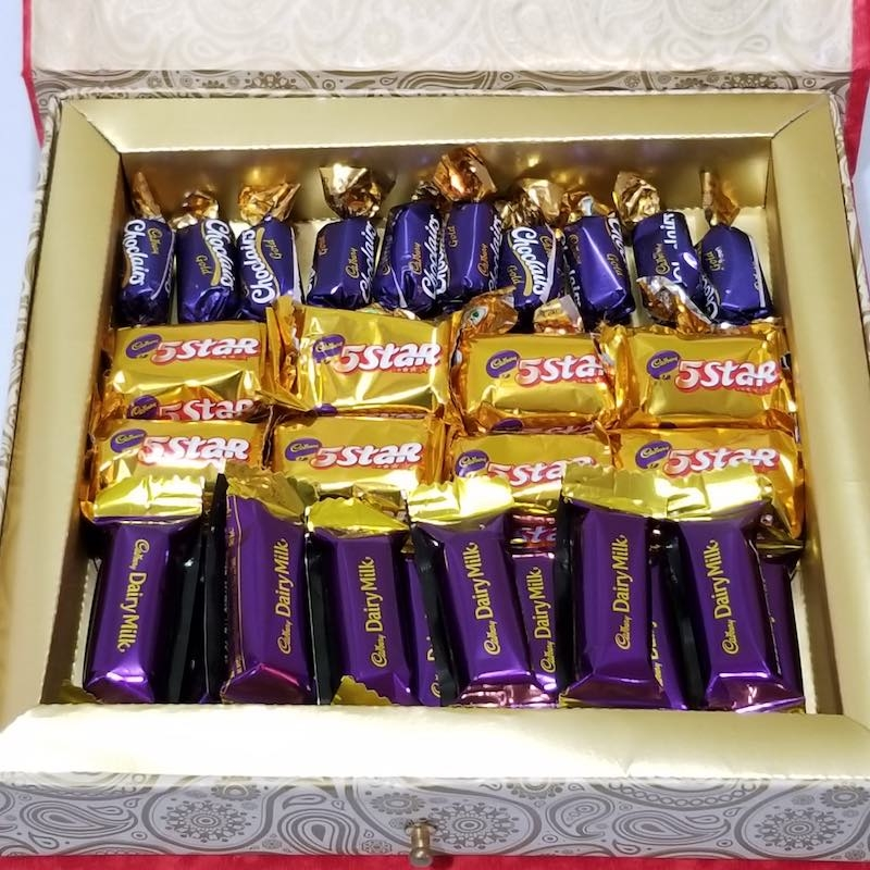 Diwali Cadbury Delight