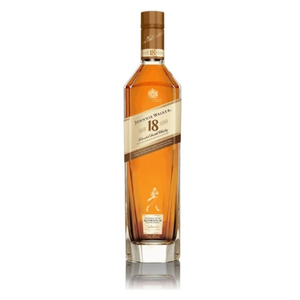 Johnnie Walker 18 Year Blended Scotch Whisky