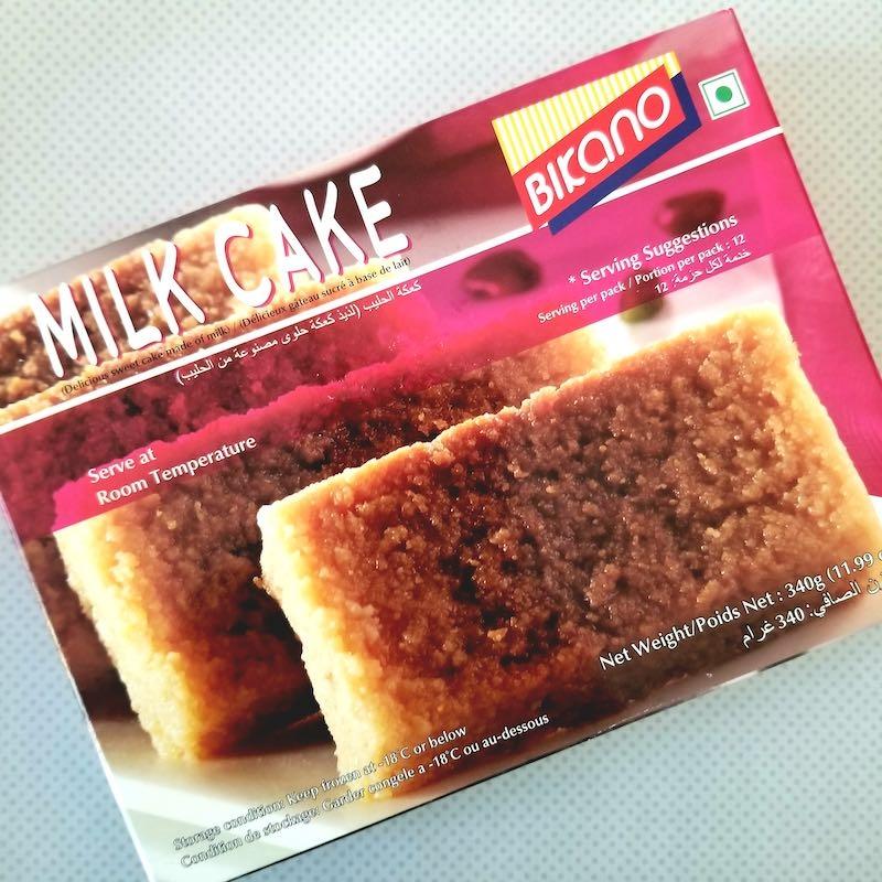 Delicious Milk Cake