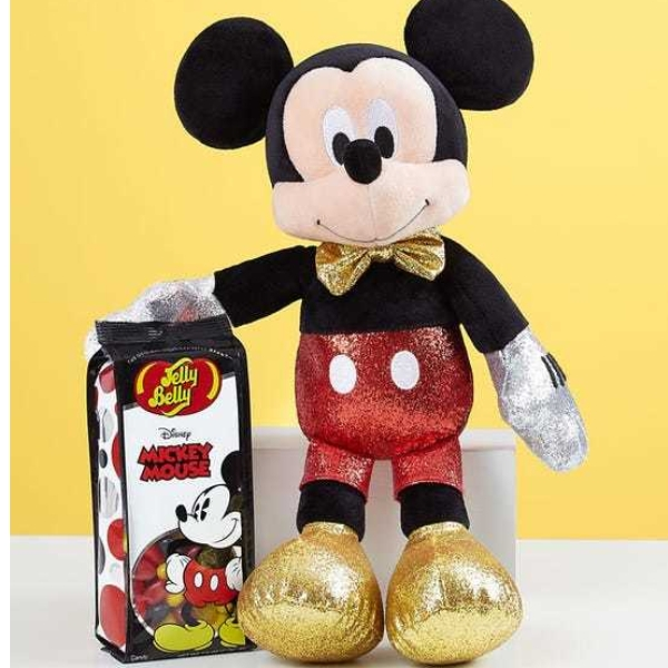 Mickey and Jelly Belly Bean