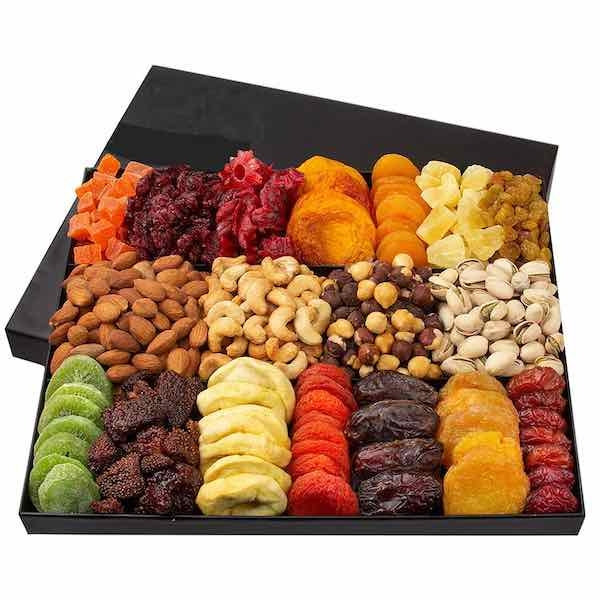Exotic Dried Fruit & Nuts