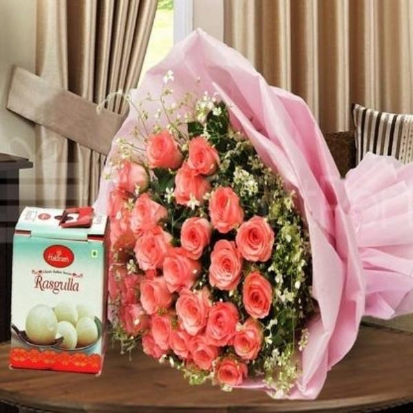 Rasgulla and Roses
