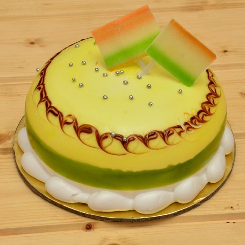 Republik Pineapple Cake