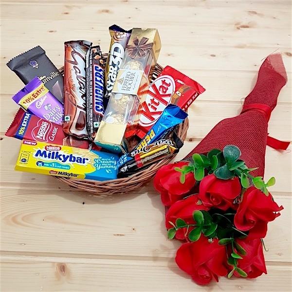Roses & Chocolates