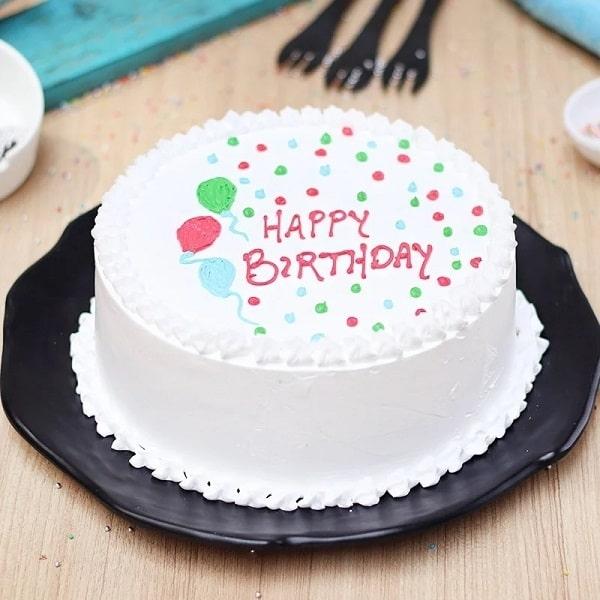 Snowlicious Bday Cake