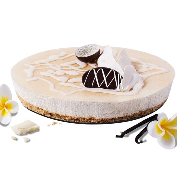Special Vanilla Cheesecake
