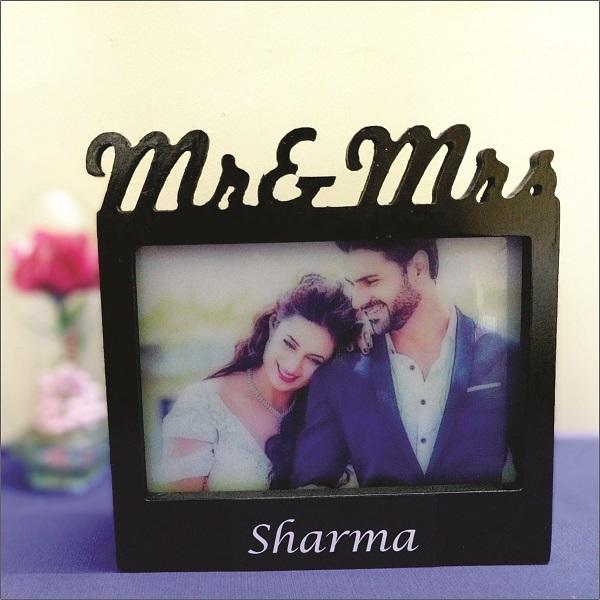 Mr & Mrs lamp