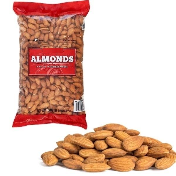 Supreme Whole Almonds