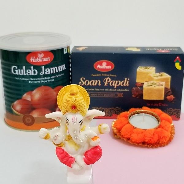 Sweets & Ganesha