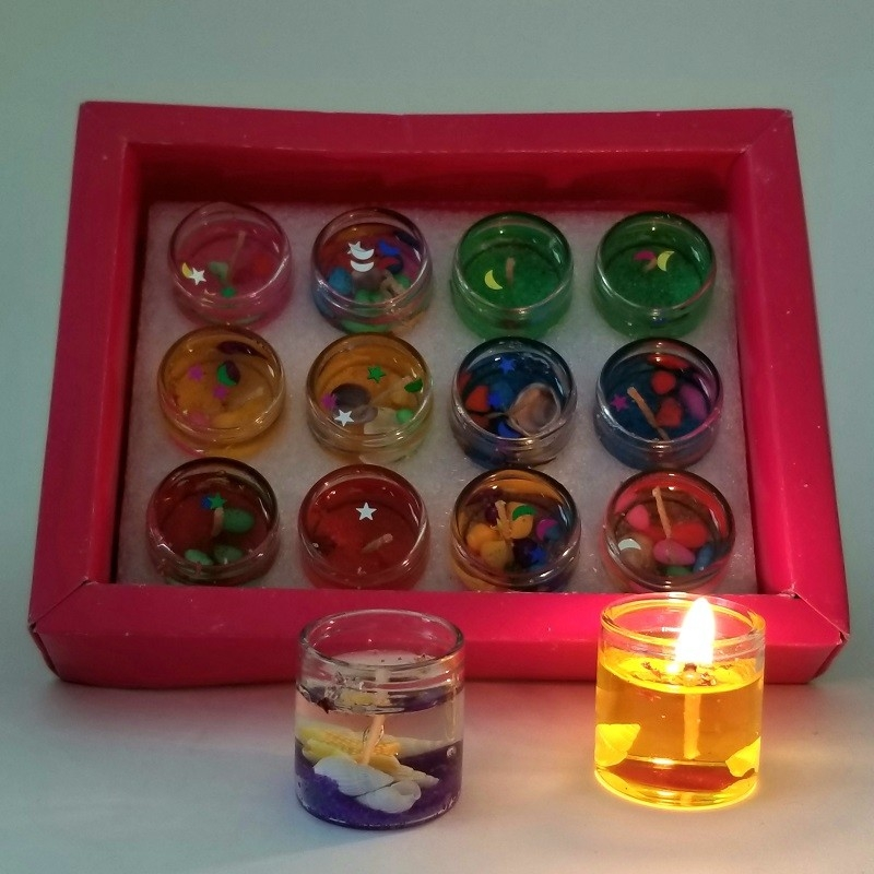 Tealights collection
