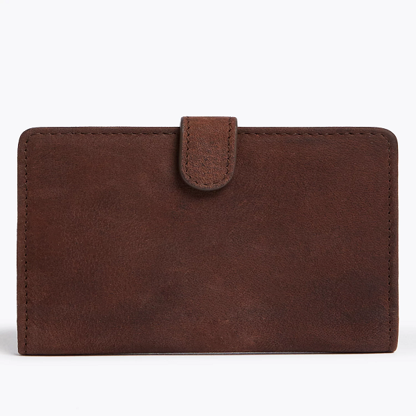 Leather Cardsafe