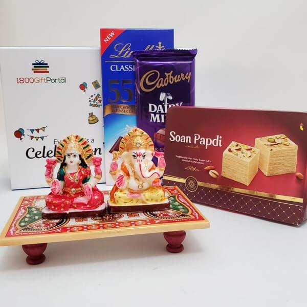 Lakshmi-Ganesha Diwali Hamper