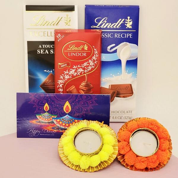 Lindt Diwali Wishes