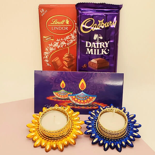 Lindt and Cadbury Wishes