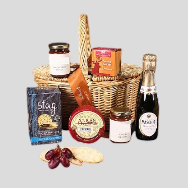 Prosecco Savoury Basket