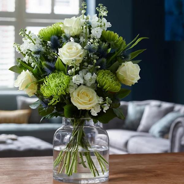 Rose & Seathistle Bouquet