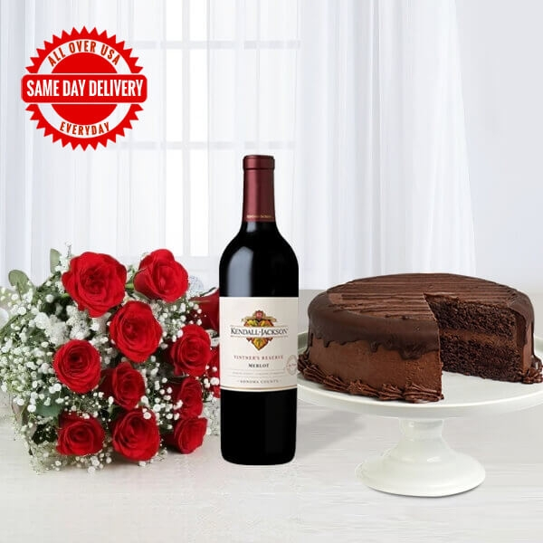 Red Wine Beauty Combo