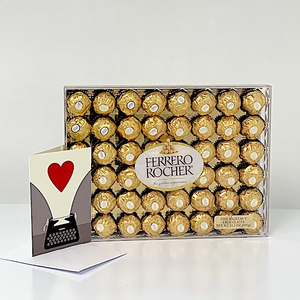 Big Ferrero Box