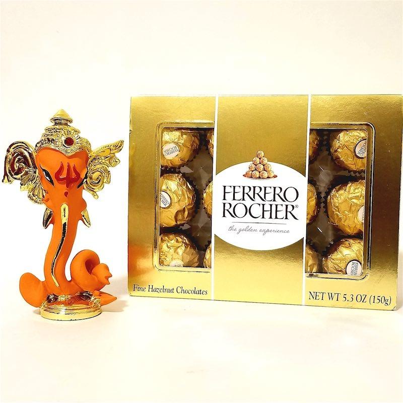 Unique Ganesha Pack