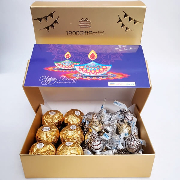 Diwali Ferrero Kisses