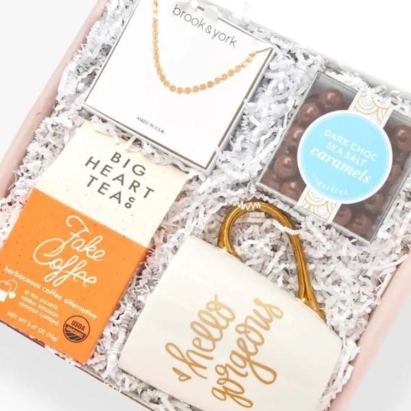 Coffee Break Jewelry Gift Set