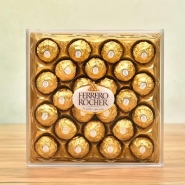 Ferrero Rocher- 24 Pcs