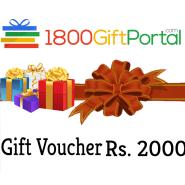 2000 Gift Card