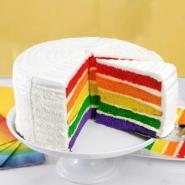 3 Kg Premier Rainbow Cake